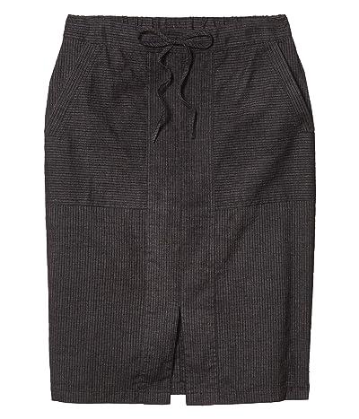 Prana Bristol Skirt (Chalkboard) Women