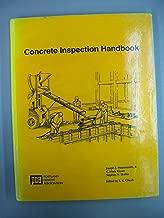 Best concrete inspection handbook Reviews