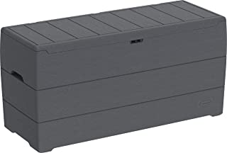 Cosmoplast Deck Storage Box for Indoors and Outdoors