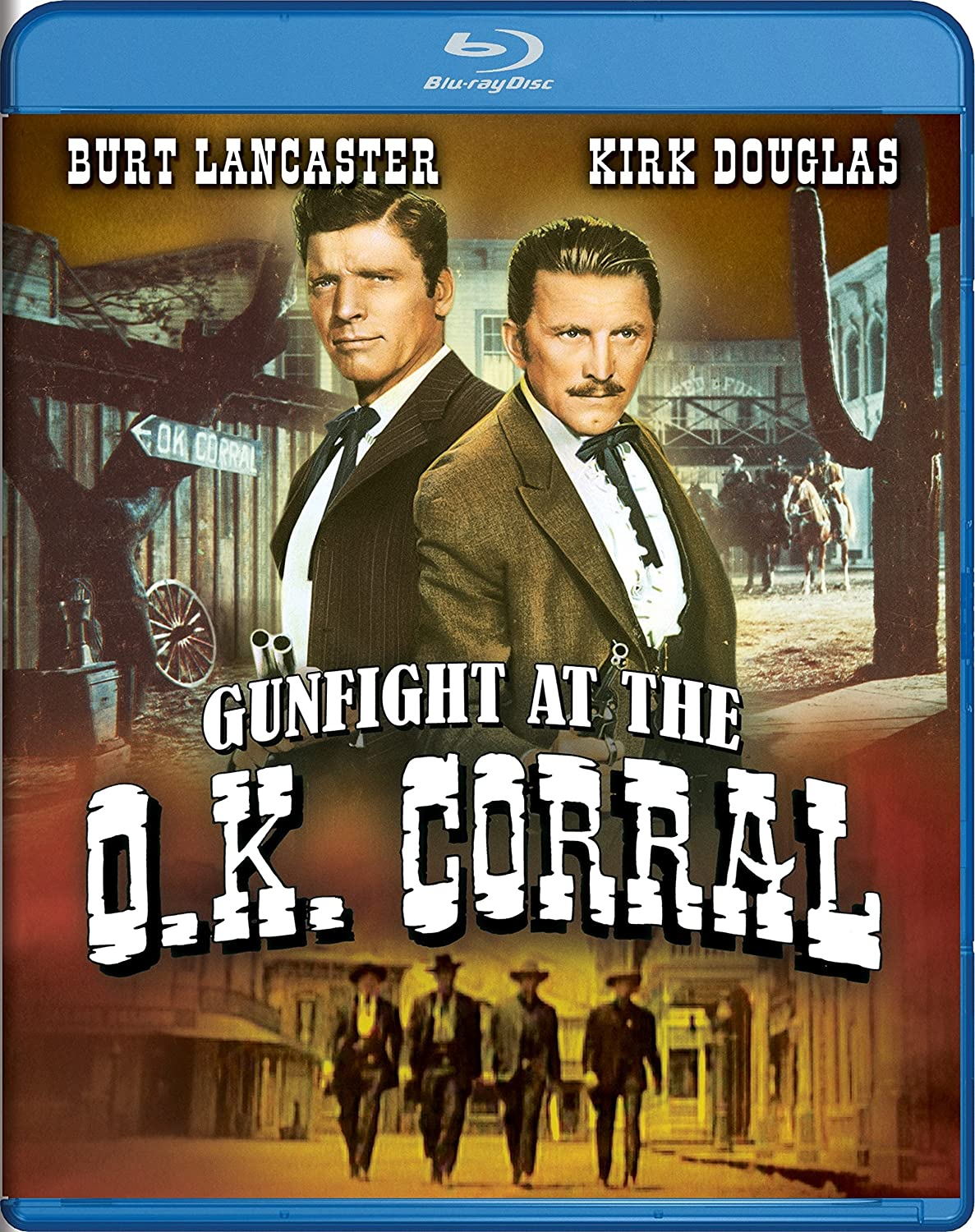 Mail order Ranking TOP3 Gunfight at the Corral O.K.