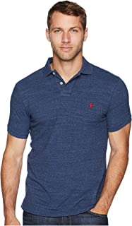 Polo Ralph Lauren  Basic Mesh Tops For Men - Classic Royal Heather