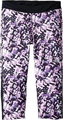 Violet Tulle Bokeh Sportswear Print/TNF Black (Prior Season)