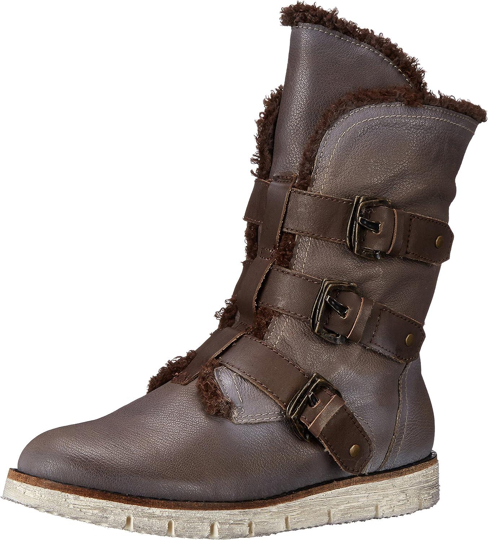 OTBT Women's Black Jack Dust Grey boots 6 M