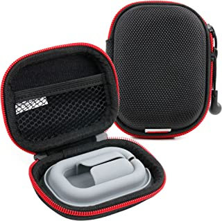 DURAGADGET Hard EVA 'Shell' Storage Case/Bag with Protective Silicone Padding - Suitable for V-Moda Zn Earphones