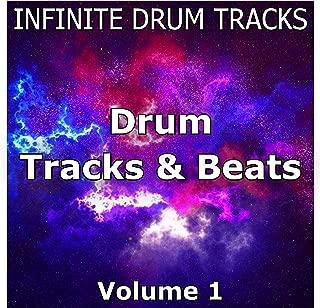 Simple Rock Drum Track 80 BPM Drum Beat (Track ID-2)
