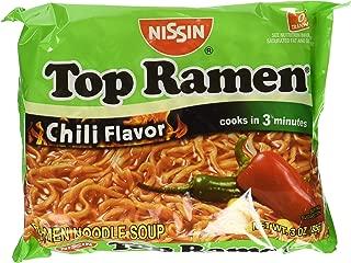 Best nissin top ramen chili flavor Reviews