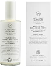 Intelligent Nutrients Nourishing Cleansing Creme - Cream Cleanser with Plant Stem Cells & Coconut Milk for All Skin Types,...