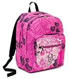 Seven Zaino Extra Fit Colorflower Kinder-Rucksack 41 centimeters 31 Pink (Rosa)