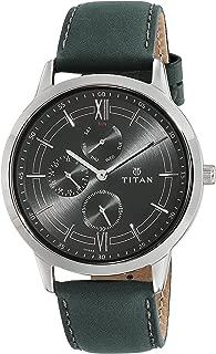 Men's Chronograph Watch - Quartz, Water Resistant