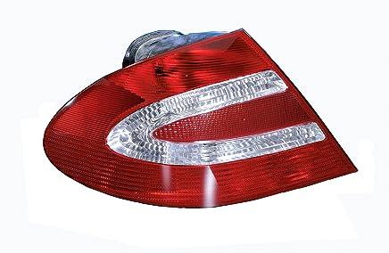 Aftermarket LL0055 Left Passenger Side NS LH Rear Back Tail Light Lamp