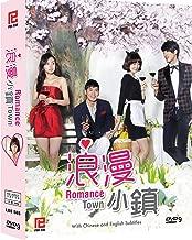 Romance Town Korean Tv Drama Dvd NTSC All Region (Korean Audio with English Sub) (5 Dvds with 20 Episodes)