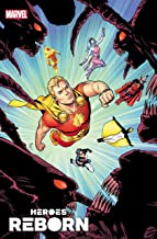 Heroes Reborn: Hyperion & The Imperial Squad (2021) #1 (Heroes Reborn (2021) One-Shots)