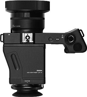 Sigma Kit Kompakt Digital DP2Quattro + Sucher LCD lvf 01, Schwarz