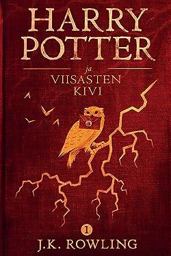 Harry Potter ja viisasten kivi (Finnish Edition)