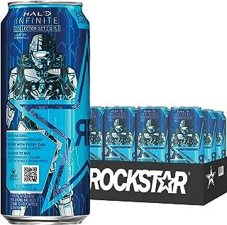 Rockstar Energy Drink, Limited Edition Blackberry Goji, 16oz Cans (12 Pack)