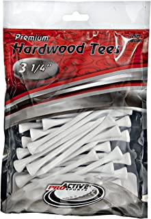 proactive sports te314w100 3 1/4'' 100 pack in white