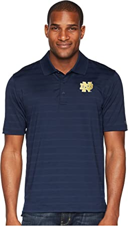 Notre Dame Fighting Irish Textured Solid Polo
