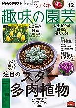 表紙: NHK 趣味の園芸 2020年 12月号 [雑誌] (NHKテキスト)   NHK出版 日本放送協会