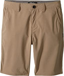 O'Neill Kids Stockton Hybrid Shorts (Big Kids)