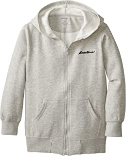 Boys' Fleece Hoodie (More Styles Available), Classic Heather Grey, 14/16