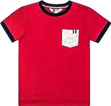 Petit Lem Big T-Shirt Top for Boys, Comfortable and Stylish