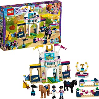 LEGO Friends Stephanie's Horse Jumping 41367 Building Toy