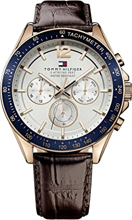 Tommy Hilfiger Luke 1791118 Mens Wristwatch very sporty