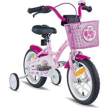 PROMETHEUS BICYCLES - Bicicleta Infantil Para Niña, a Partir de 3 ...