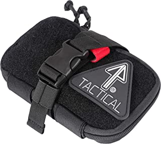 14er Tactical IFAK Pouch | 1000D Ballistic Material, YKK Zippers, Slim | Tear-Away Individual First Aid Kit w MOLLE, PALS ...