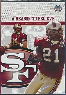 A Reason To Believe The San Francisco 49ers 2006 Season (2007 NFL DVD)