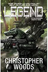 Legend (Four Horsemen Tales Book 1) Kindle Edition