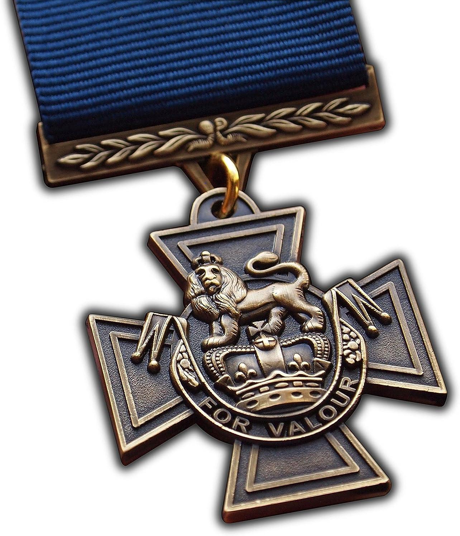 New arrival Victoria Cross British Indefinitely Medal Highest UK Repro N Royal Navy Award