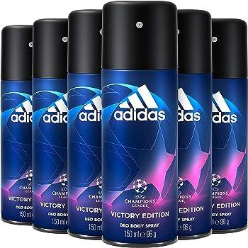 Adidas Uefa Champions League Victory Edition Desodorante Spray ...