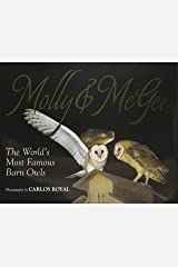 Molly & McGee: The World's Most Famous Barn Owls Hardcover