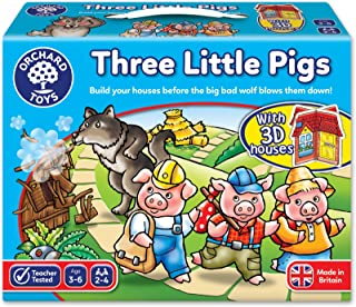 Orchard Toys - Three Little Pigs Game