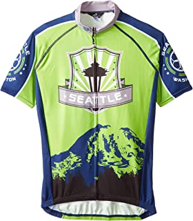 CANARI Men`s Souvenir Cycling/Biking Jersey
