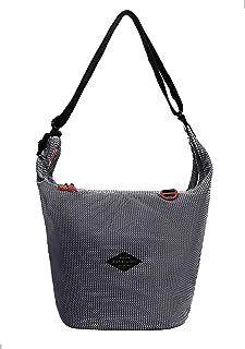 Sherpani Payton، محفظة كروسبودي متوسطة، حقيبة كتف شبكية من النايلون، حقيبة هوبو ، حقائب كروسبودي للنساء تناسب تابلت 10 بوصة