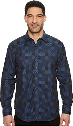 Robert Graham Concord Long Sleeve Woven Shirt