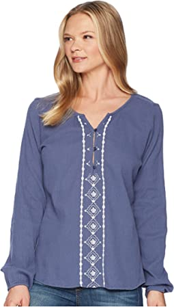 Malia Long Sleeve Top