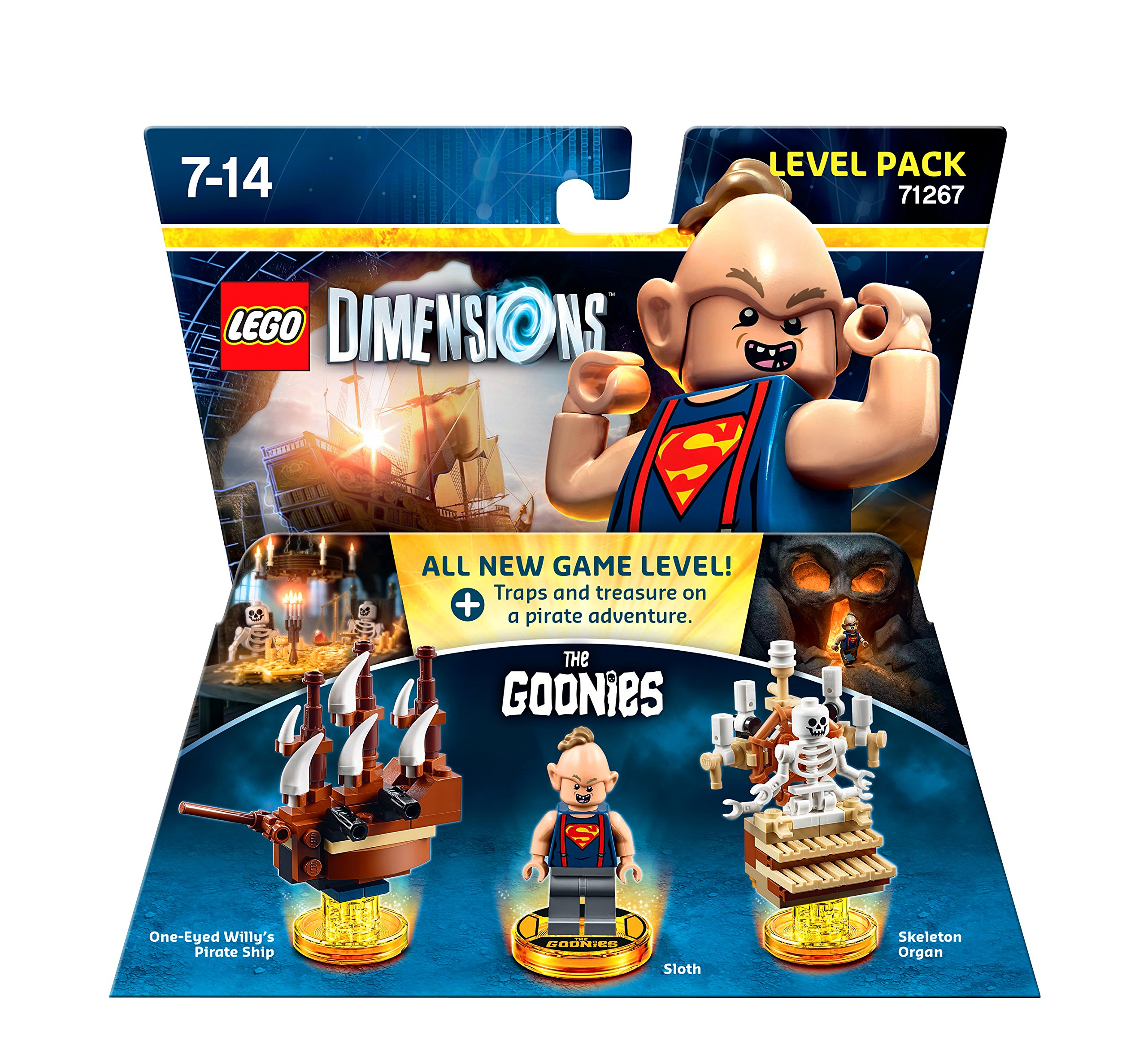 Warner Bros Interactive Spain Goonies (Level Pack): Amazon.es ...