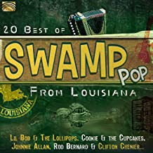 20 Best Of Swamp Pop From Louisiana / Various