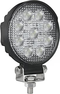 HELLA 357101002 ValueFit 5 Round 1.0 LED Close Range Worklight