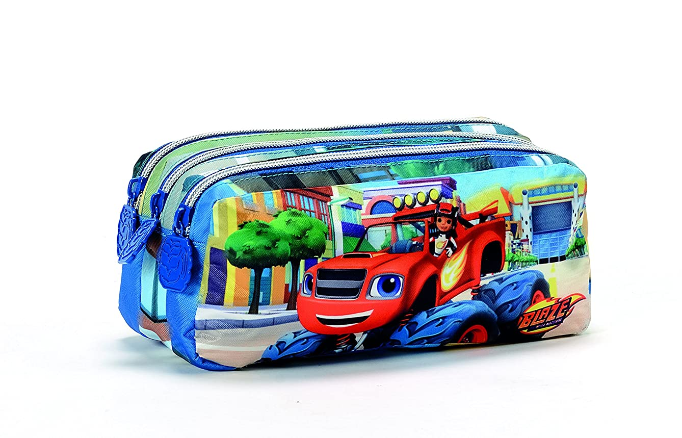 Blaze Pencil Case, multi-coloured (multicolour) - N95297 MC