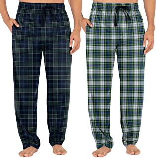 Fruit of the Loom Men's Woven Sleep Pajama Pant