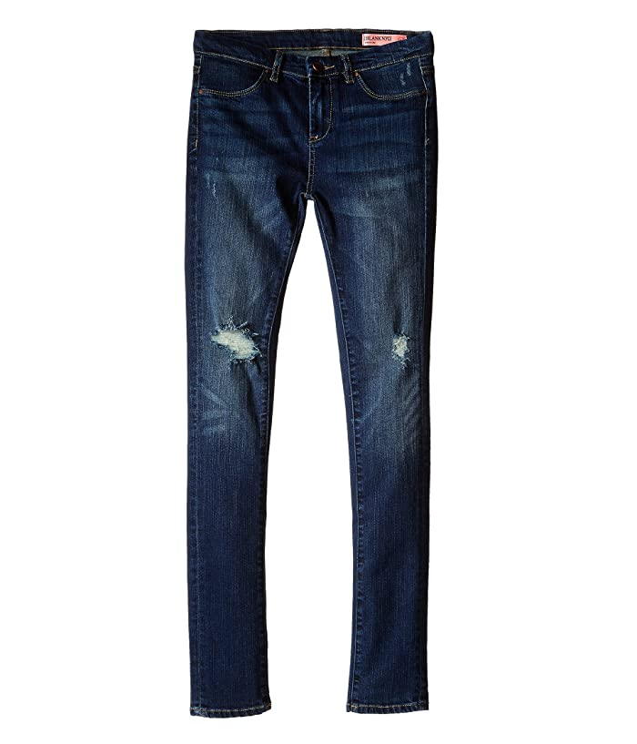 Blank Nyc Kids Denim Ripped Skinny Jeans In Junk Drawers Big Kids