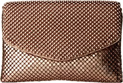 Jessica McClintock - Brooklyn Flap Clutch