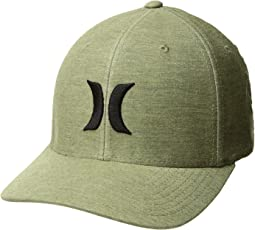 Hurley - One and Textures Fitted Hat