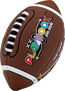 Franklin Sports Ryan's World Mini Football - Playbook Mini Football for Kids - Extra Grip Laces - Play Diagrams Included -...