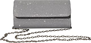 Outrip Women's Evening Bag Clutch Purse Glitter Party Wedding Handbag with Chain
