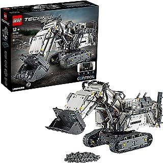 Lego 42100 Technic Liebherr Grävmaskin med Byggsats, Flerfärgad
